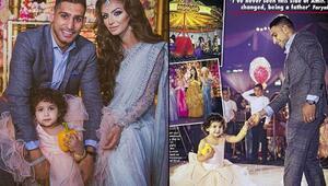 Amir Khan kızının ikinci doğum günü kutlaması için 420 bin TL harcadı