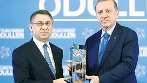 AFAD ödülü