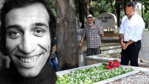 Kemal Sunal mezarı başında anıldı