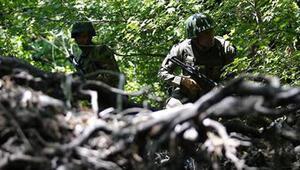 Marmariste silahları bulundu 17 suikastçı aranıyor