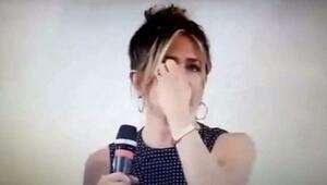 Jennifer Aniston geçmişi anlatırken gözyaşlarına boğuldu