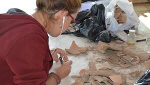 Botan Vadisinden arkeolojik hazine çıktı