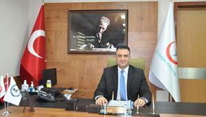 Akşehir Devlet Hastanesi'nde yeni yönetim görevde