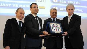 EBSO Başarılı Sanayici Kuruluşları Ödül Töreni