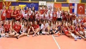 Milliler Balkan şampiyonu