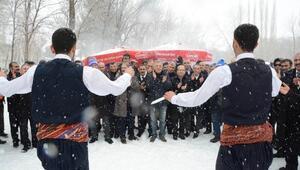 YSK Başkanvekili Ve Kurul Üyelerine Erzurum'da Coşkulu Karşılama
