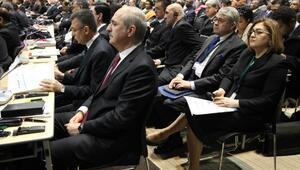 Başkan Şahin, Dünya Afet Riski Azaltımı Konferansının Açılış Seremonisine Katıldı