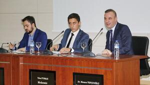 Nü'de Türkiye'de Gençlerin Rolü Ve Girişimcilik Konferansı