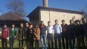 Kastamonu Belediyesi'nden Üniversite Öğrencilerine Gezi