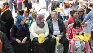 Buca'nın Lezzetli Otları Festivalde Buluştu