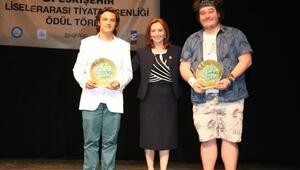 5. Eskişehir Liselerarası Tiyatro Şenliği Ödül Töreni