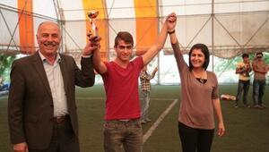 Barış Ve Kardeşlik Futbol Turnuvası Sona Erdi