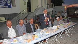 Yahyalı Belediyesi Kardeşlik Sofrası Kuruyor