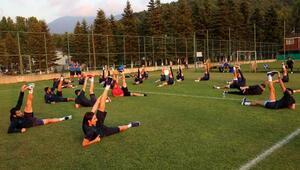 Adana Demirspor, son etap çalışmalarına Boluda başladı