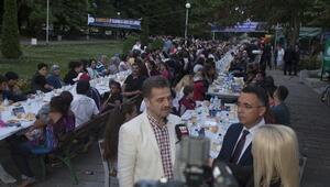 Gaziosmanpaşa Belediyesi'nden Kırcaali'de Kardeşlik İftarları