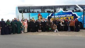 Esenyurtlular Ramazan'da Edirne'yi Geziyor