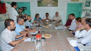 Arslantepe Alan Yönetimi Toplantısı Yapıldı
