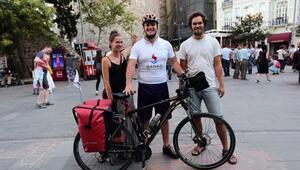 Bisikletle Karadeniz Turu