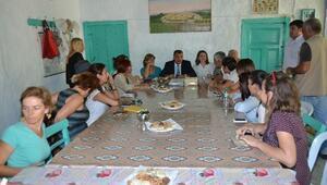 Arslantepe İle İlgili Bilgilendirme Toplantısı Yapıldı
