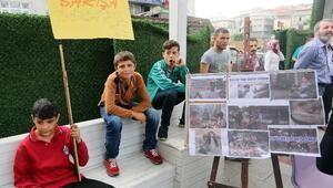 Çocuk Sokağı'ndan Dünyaya Barış Ve Kardeşlik Mesajı