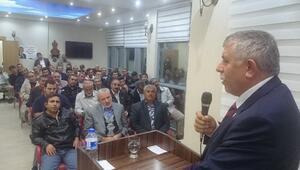 Develi'de AK Parti İstişare Toplantısı Yapıldı