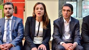 CHP'li Milletvekili Gamze İlgezdi'den Taziye Ziyareti