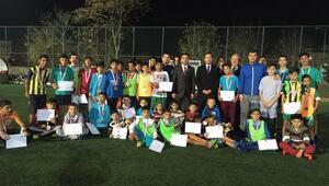 Futbolun Gülen Yüzlerine Ödül