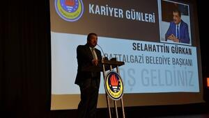 Başkan Gürkan, 'Kariyer Günleri' Etkinliğine Katıldı