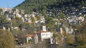 Tarihi Kayaköy'de Vahşi Yapılaşma
