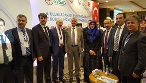 Başkan Kafaoğlu Uluslararası Kongreye Katıldı