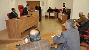 Erzincan İl Genel Meclisi Aralık Ayı Toplantıları Yapıldı