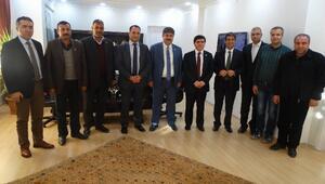 Şanlıurfa Ziraat Odası'ndan GAP İdaresi Başkanlığı'na Ziyaret