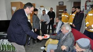 Ayvalık Belediye Başkanı Rahmi Gençer'den Anlamlı Ziyaretler