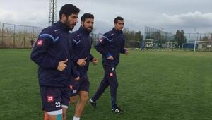 Didim Belediyespor İkinci Yarıya Antalya'da Hazırlandı