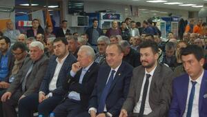 Lapseki AK Parti Danışma Meclisi Toplantısı Yapıldı