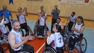 Basketbol: Avrupa Ligi 2 Tekerlekli Sandalye Turnuvası