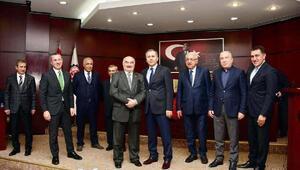 Vali Yerlikaya, GTO meclisine katıldı