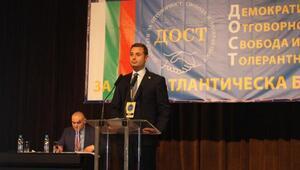 CHPli Akın Bulgaristan Dost Partisi kongresine katıldı