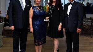 Urla Rotaryden başarılı ev sahipliği