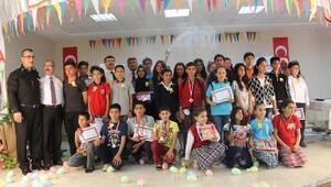 Başarıyı Arttırma Projesi ödülleri verildi
