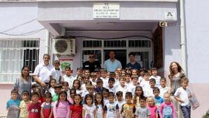 Kumlucada Çocuklarımız Geleceğimiz Projesi sona erdi