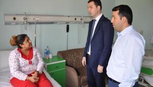 Hasta odalarına Kuran-ı Kerim ve seccade