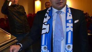 Trabzonspor eski başkanı Hacıosmanoğlu Erzurumspor yöneticisi oldu