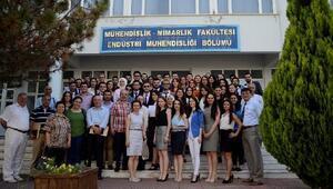 Endüstri Mühendisliği öğrencilerinden sanayi projeleri