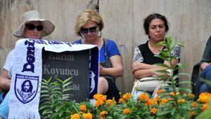Kazım Koyuncu, 11inci ölüm yıldönümünde mezarı başında anıldı