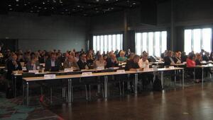 Büyükşehir heyeti Norveçte toplantıya katıldı