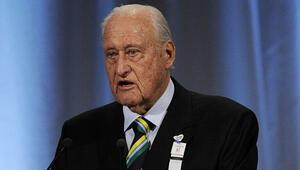 Eski FIFA Başkanı Havelange öldü
