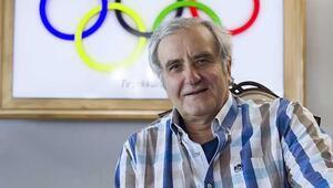 Besim Tibuk'tan IOC Başkanı'na mektup
