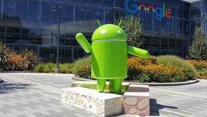 Android 7ye ilk güncelleme geliyor