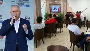 Son dakika: Başbakan Binali Yıldırım Diyarbakırda yatırım paketini açıkladı